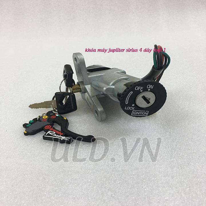 khóa máy jupiter sirius mốc khóa kiểu phụ tùng xe máy