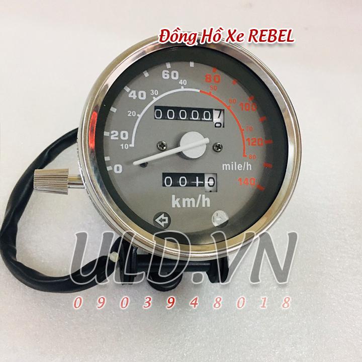 Đồng Hồ Rebel 175cc