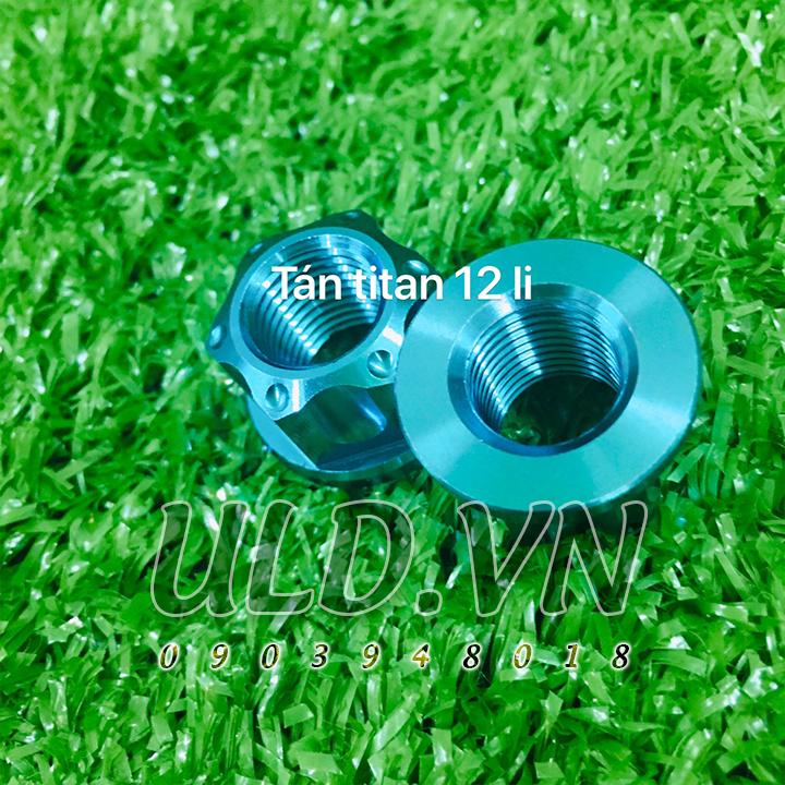 Ốc Tán Titan 12li Lục Bảo